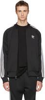 adidas Black Superstar Track Jacket