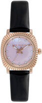 Ted Baker Women&s Mini Jewels Three-Hand Crystal Quartz Watch