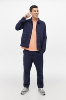 NATIVE YOUTH Patton Navy Jacket - blue S at Urban Outfitters