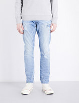 Diesel Tepphar distressed slim-fit skinny jeans