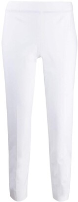 Piazza Sempione Cropped Straight Leg Trousers