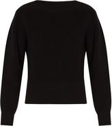 Isabel Marant Fidj cotton-blend sweater