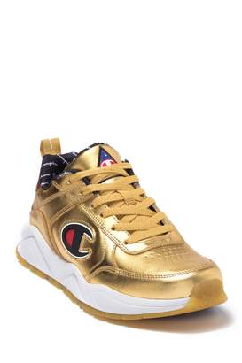 Champion 93Eighteen Metallic Leather Sneaker