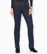 Lauren Ralph Lauren Super Stretch Slimming Modern Curvy Indigo Rinse Jeans