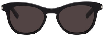 Saint Laurent Black SL 356 Sunglasses