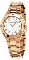 Stuhrling Original Women's 548.05 Symphony Analog Display Quartz Rose Gold Watch