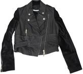 Givenchy Black Leather Jacket