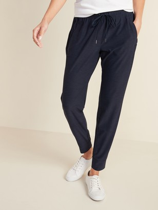 Old Navy Mid-Rise Breathe ON Jogger Pants for Women