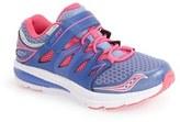 Saucony Girl's 'Zealot 2 Ac' Sneaker