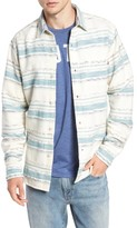 Sol Angeles Men's Sedona Stripe Woven Shirt