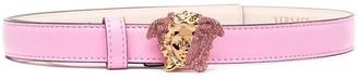 Versace Palazzo Dia crystal-embellished belt