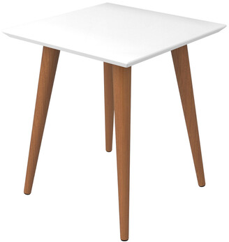 Manhattan Comfort Utopia 19.68In High Square End Table