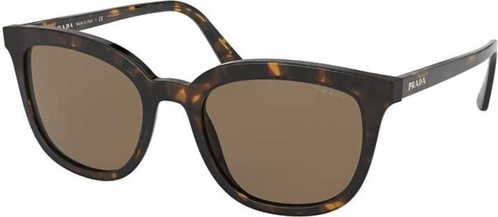 Thumbnail for your product : Prada Womens Sunglasses PR 03XS UAO2F1 53