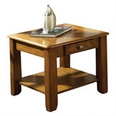 Asstd National Brand 1-Drawer End Table