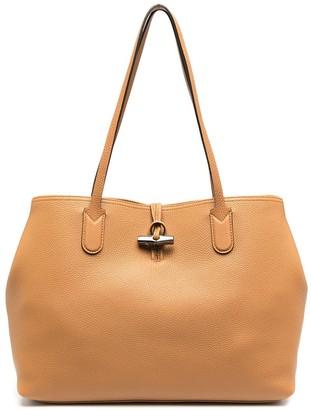 Longchamp large Roseau shoulder bag