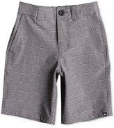 Quiksilver Line-Print Amphibian Shorts, Little Boys (2-7)