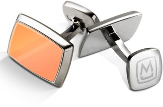 M-Clip Stainless Steel Cuff Links
