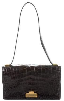 dad7b23efc06 Vintage Crocodile Handbags - ShopStyle