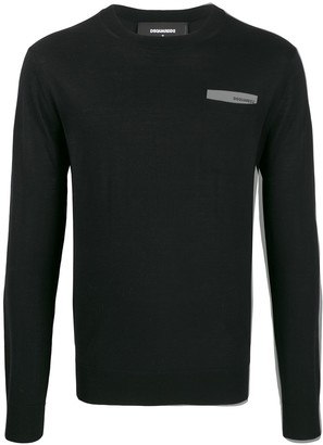 DSQUARED2 Crew-Neck Jumper