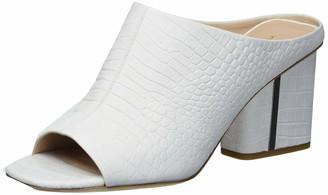 Via Spiga Women's V-Hennie Slides Sandal