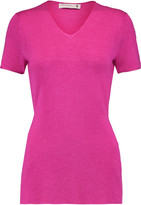 Pringle Merino wool and silk-blend top