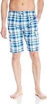 U.S. Polo Assn. Men's Peached Plaid Swim Short