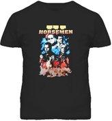 The Village T Shirt Shop Ric Flair Four Horseman WCW Retro Wrestling T Shirt XL