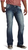 Buffalo David Bitton Men's King Slim Fit Bootcut Jean