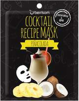 Berrisom Cocktail Recipe Mask - Pina Colada