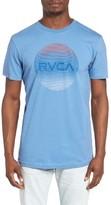 RVCA Men's Motors Lined Graphic T-Shirt
