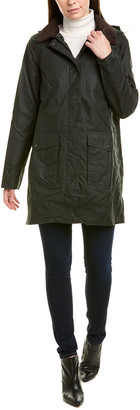 Barbour Oyster Wax Coat