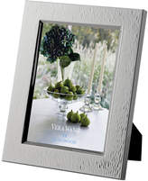 "Vera Wang Wedgwood Hammered 5"" x 7"" Picture Frame"