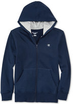 Champion Boys' Fleece Zip Hoodie