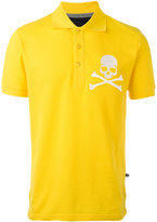 Philipp Plein Deep polo shirt - men - Cotton - S
