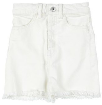 LES COYOTES DE PARIS Denim shorts