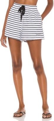 Seafolly Vacay Stripe Short