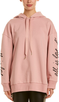 Stella McCartney Cowl Neck Wool-Blend Pullover