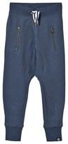 Molo Blue Ashton Sweat Pants