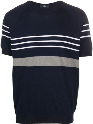 Fay Short-Sleeve Jumper