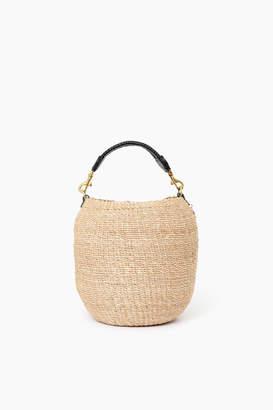 Clare Vivier Cream Pot de Miel Bag