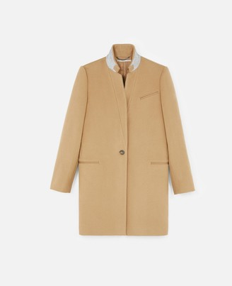 Stella McCartney bronwyn tailored coat