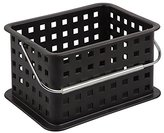 InterDesign Small Basket, Black