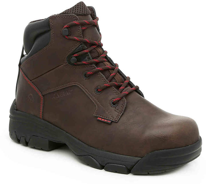 9356bd116bc Merlin Steel Toe Work Boot - Men's