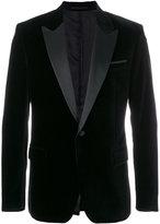 Versace slim-fit tuxedo jacket