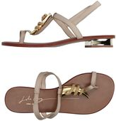 Lola Cruz Thong sandals