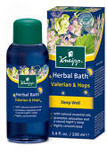 Kneipp Valerian & Hops Deep Sleep Herbal Bath 100ml