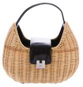 Lambertson Truex Wicker Mini Bag