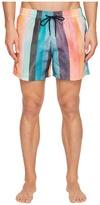 Paul Smith Short Classic Striped Swimsuit Men's Swimwear