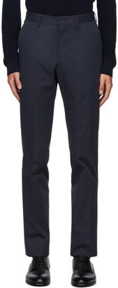 Ermenegildo Zegna Navy Casual Trousers