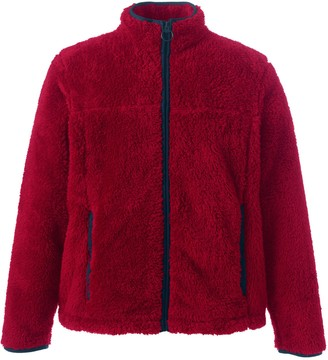 Lands' End Big & Tall Sherpa Fleece Jacket